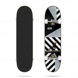 "Tricks Pushing 7.87"" MC Skateboard Complete"
