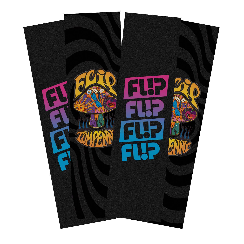 """Flip All Over 9"""" Griptape 4 Pack"""