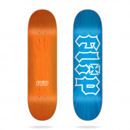 "Flip HKD Burst Blue 8.13"" skateboard deck"