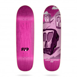 "Flip Mountain St Boarding Pass 8.75"" skateboard deck"