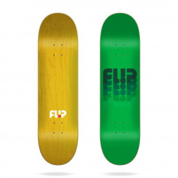 "Flip Odyssey Changed Green 8.13"" skateboard deck"