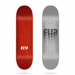 "Flip Odyssey Changed Grey 8.25"" skateboard deck"