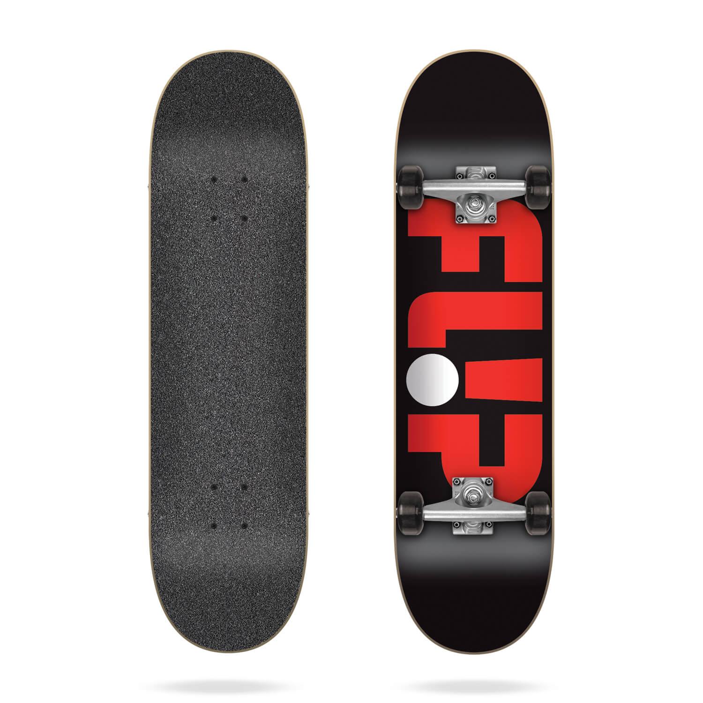 "Flip Odyssey Logo Black 8.0"" complete skateboard"