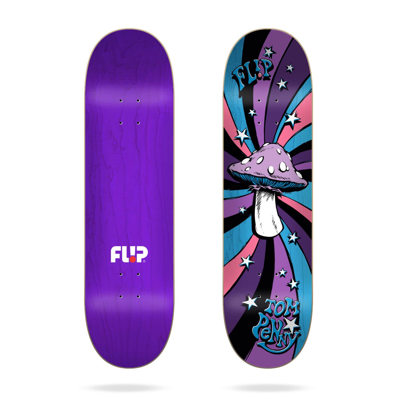 """Flip Penny Blast 8.45"""" skateboard deck"""