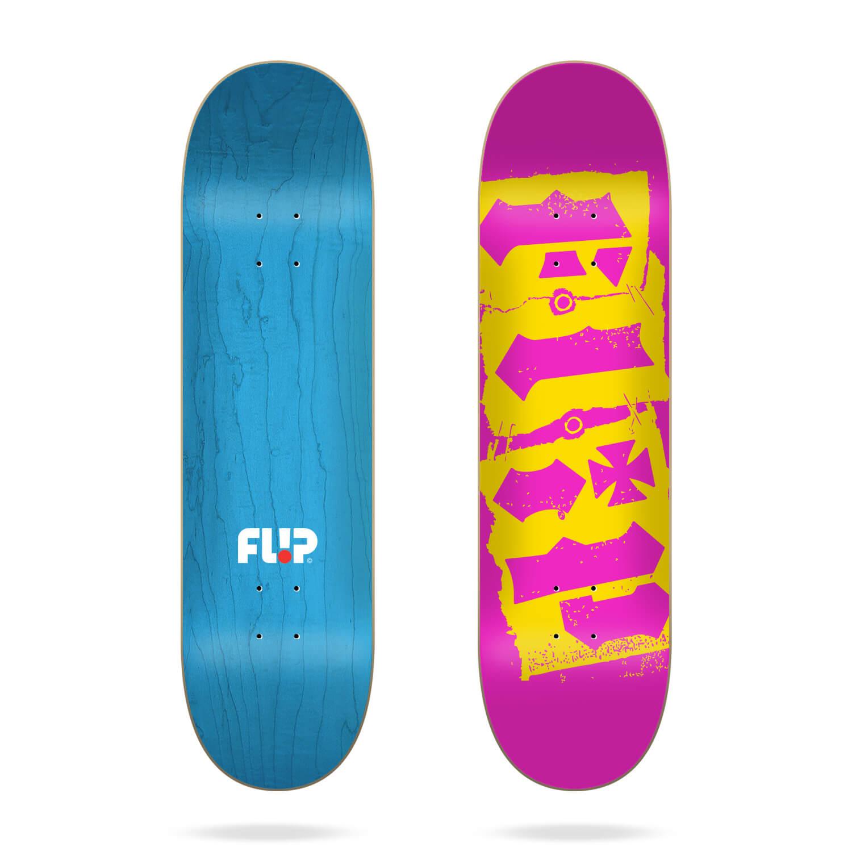 "Flip Team Destroyer Pink 8.13"" skateboard deck"