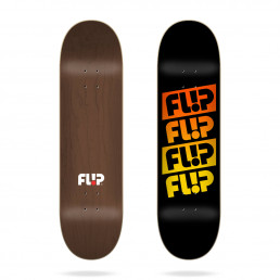 Flip Team Quattro Faded Blacker 8.25