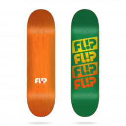 Flip Team Quattro Faded Green 8.5
