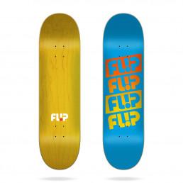 Flip Team Quattro Faded Light Blue 7.81