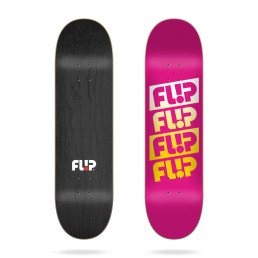 Flip Team Quattro Faded Pink 7.88