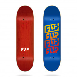Flip Team Quattro Faded Royal Blue 8.13
