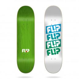 Flip Team Quattro Faded White 7.5