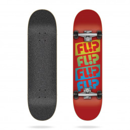 Flip Team Quattro Red 7.88
