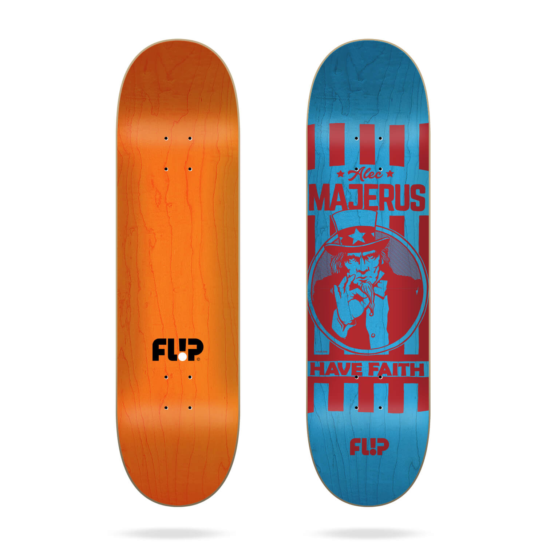 "Flip Two Tone Majerus 8.25"" skateboard deck"