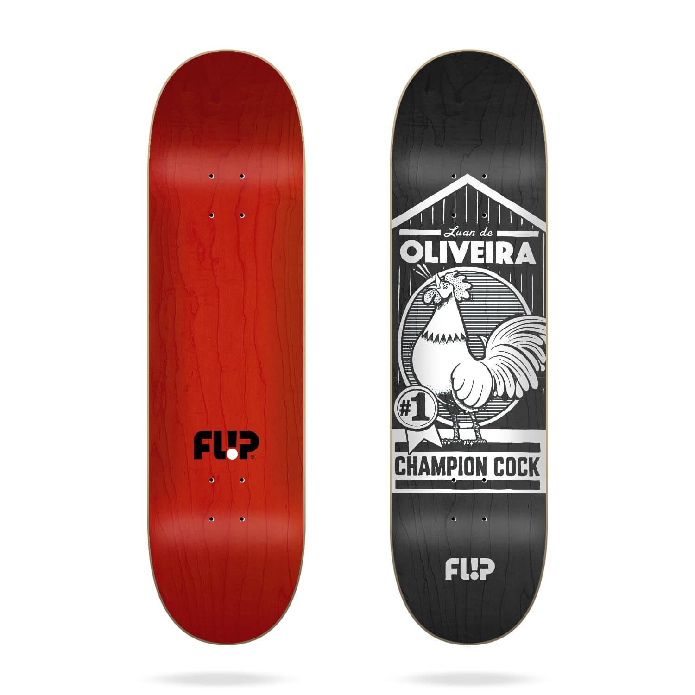"Flip Two Tone Oliveira 8.13"" skateboard deck"