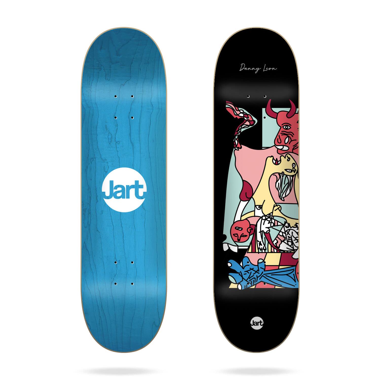 "Jart 1937 8.375"" Danny Leon skateboard deck"
