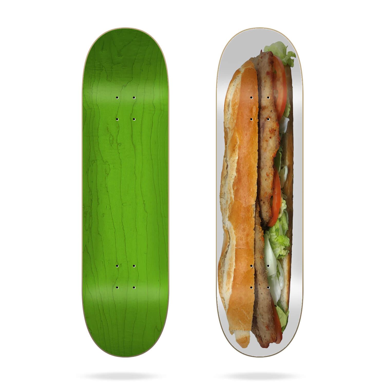 "Jart Baguette 8.375"" skateboard deck"