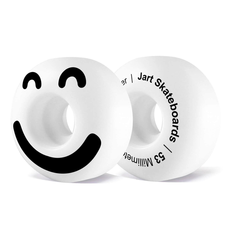 Jart Be Happy 53mm 102a wheels pack