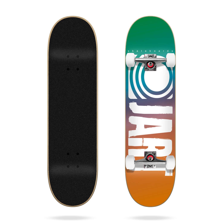 "Jart Classic 7.75"" complete skateboard"
