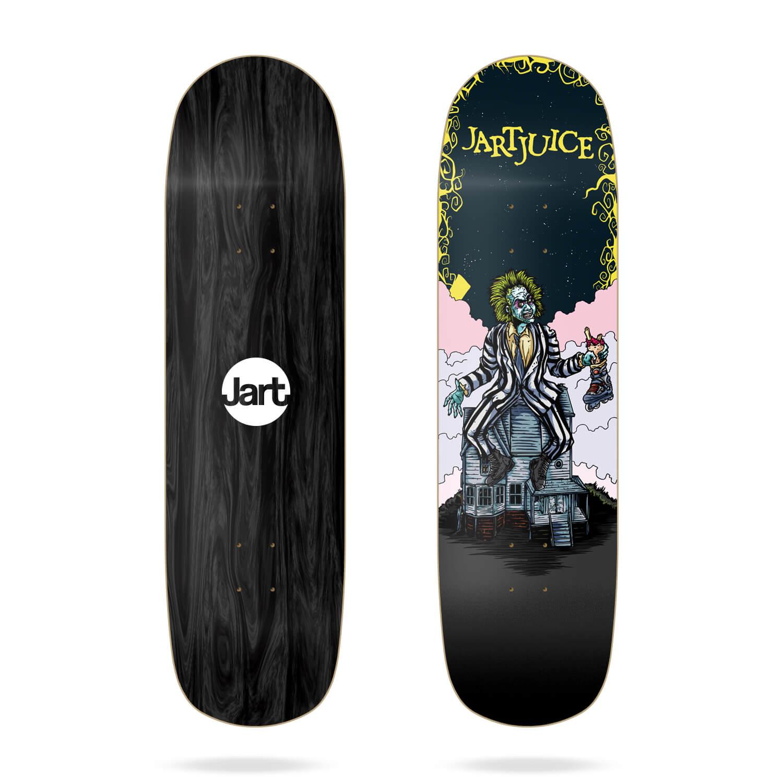 "Jart Jart Juice 8.625"" Pool Before Death skateboard deck"