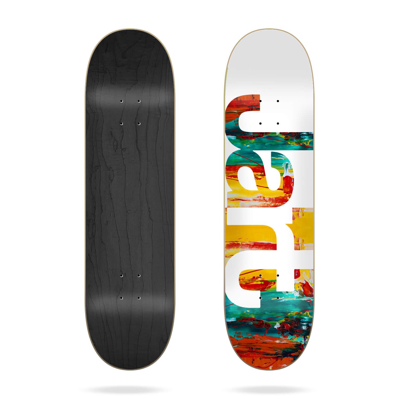 """Jart Memphis 8.375"""" skateboard deck"""
