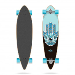 "Long Island Raise Essential 40"" Pintail Complete longboard"
