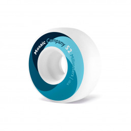 Mosaic CS Spiral 52mm 101a wheels pack