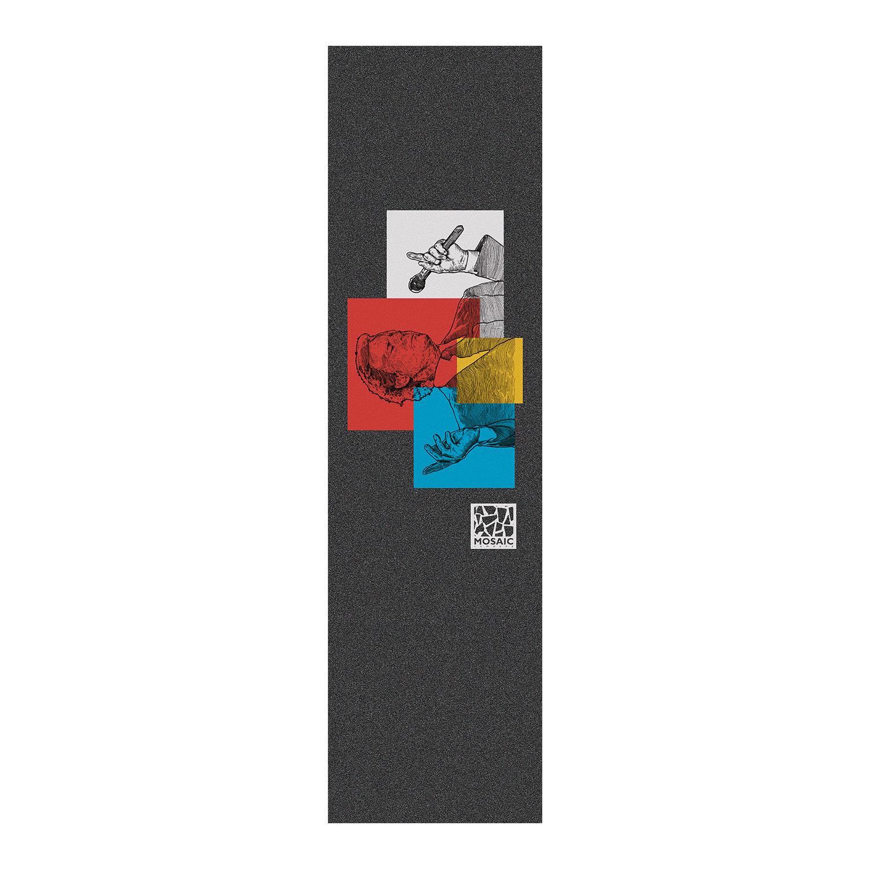 """Mosaic Julio 9"""" griptape sheet"""