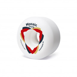 Mosaic OS Clover 50mm 83B wheels pack