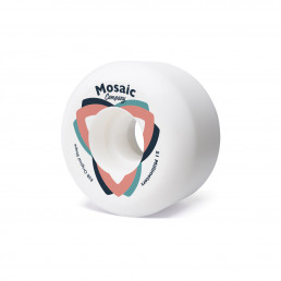 Mosaic OS Clover 51mm 83B wheels pack
