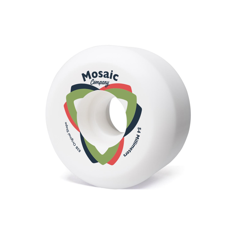 Mosaic OS Clover 54mm 83B wheels pack