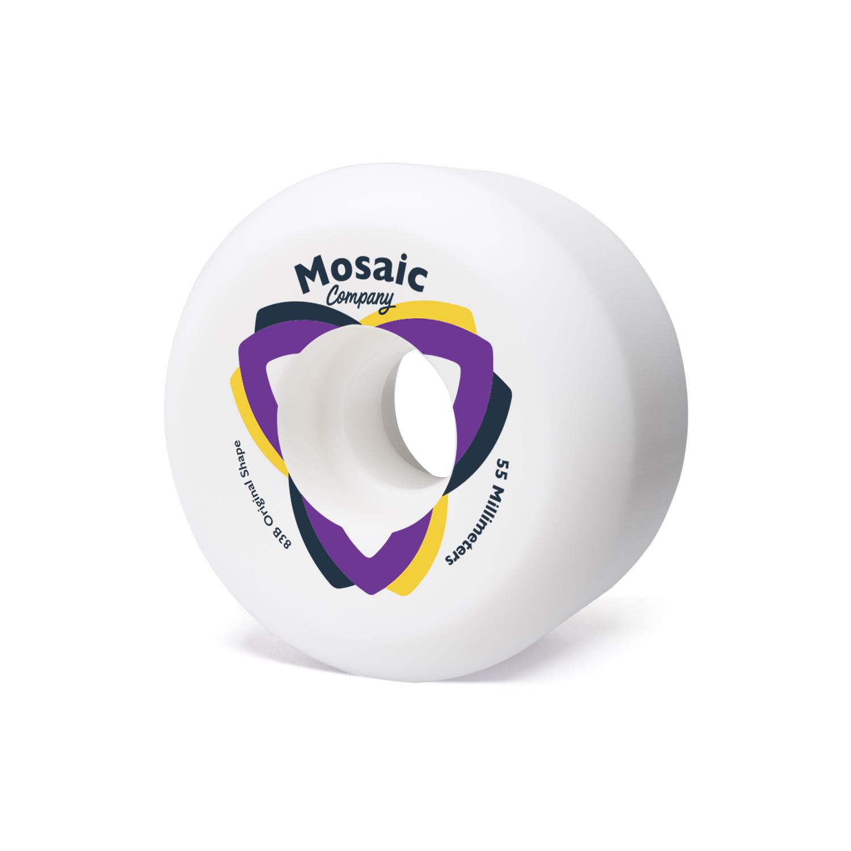 Mosaic OS Clover 55mm 83B wheels pack
