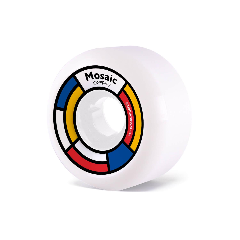 Mosaic SQ Miramon 53mm 102a wheels pack