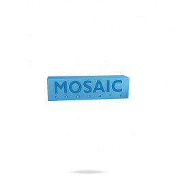 Mosaic Wax Blue