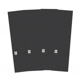 "Die Cut 9""x33"" Plan B Griptape (Pack 4)"