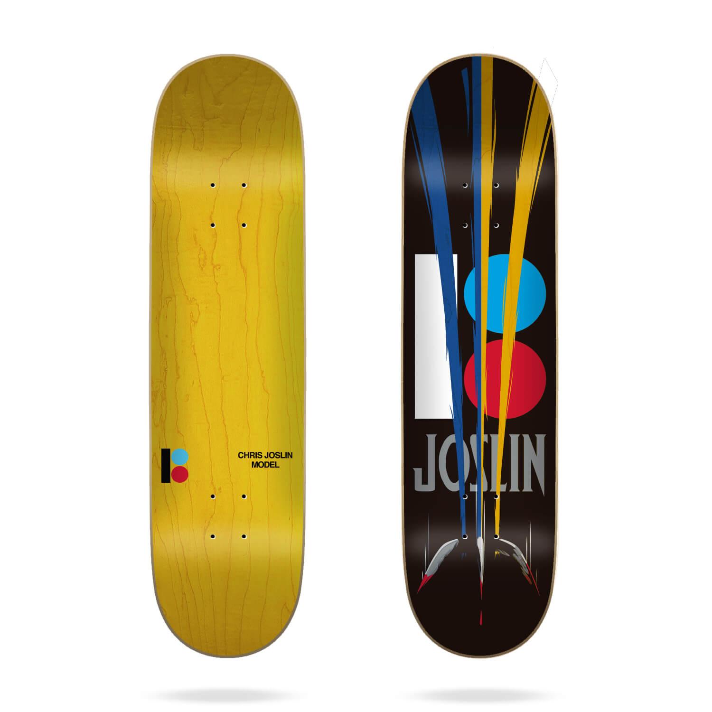 "Plan B Joslin Sliced 7.5"" Deck"