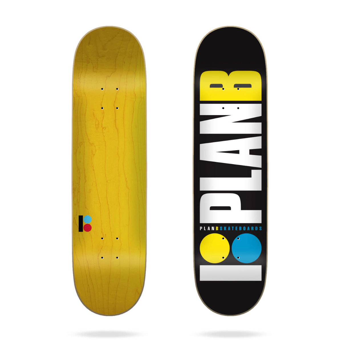 "Plan B Team Og Neon 7.75"" Deck"