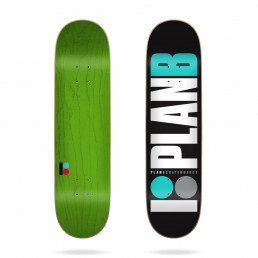 Plan B Team Og Teal 8.25
