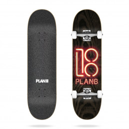 Plan B Team Neon Sign 8.0