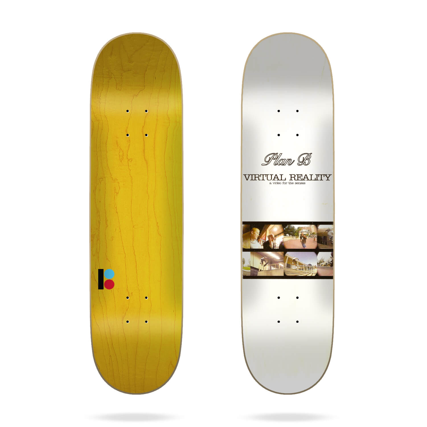 "Plan B Virtual Reality 8.5"" Deck"