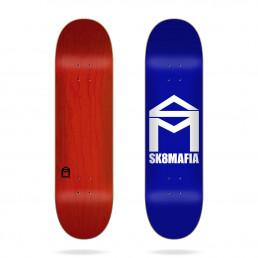 Sk8mafia House Logo Blue 8.1