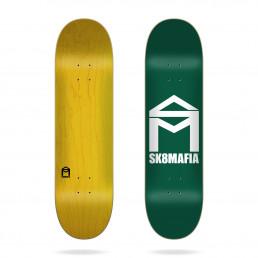 Sk8mafia House Logo Green 8.25