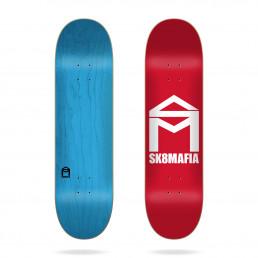 Sk8mafia House Logo Red 8
