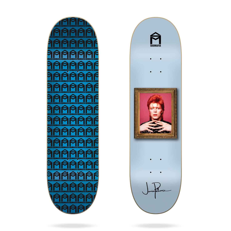"Sk8mafia Jamie Palmore ""Wall Bangers"" 8.5"" skateboard deck"