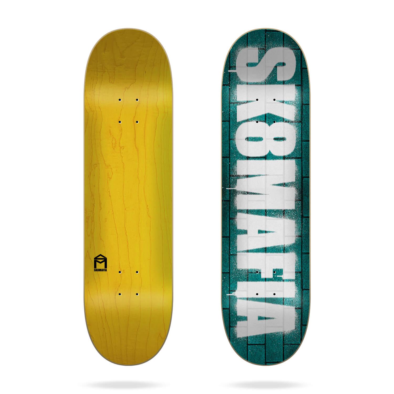 """Sk8mafia Og Logo Wall 8.5"""" skateboard deck"""