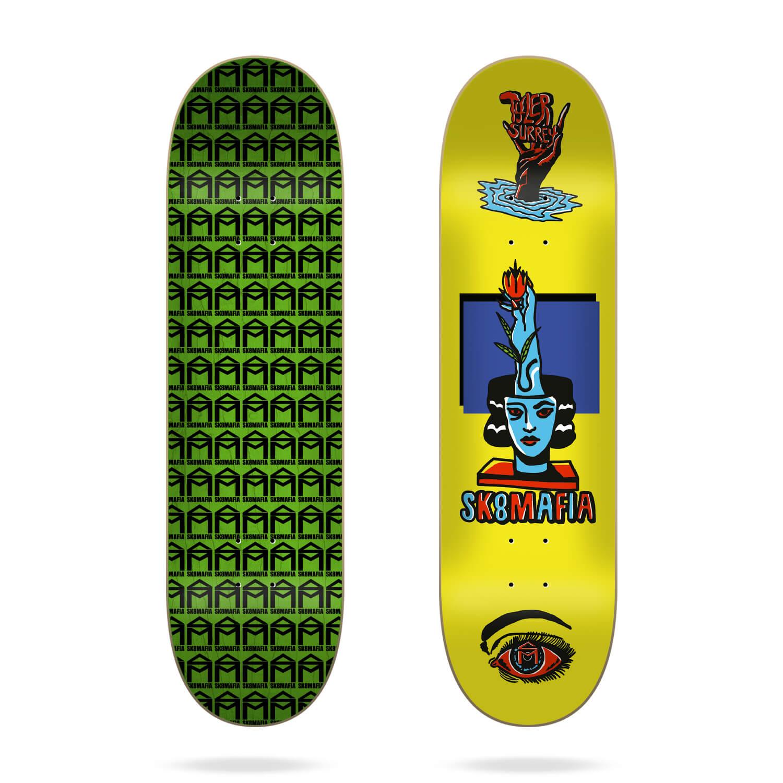 """Sk8mafia Tyler Surrey Ward 8.3"""" skateboard deck"""