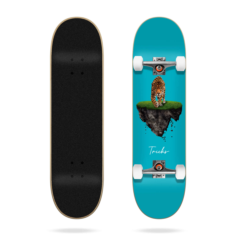 "Tricks Stone 7.87"" complete skateboard"