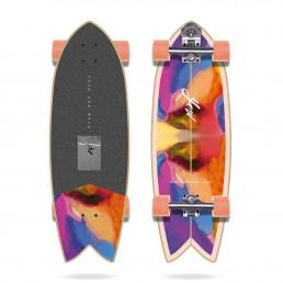 "Yow Coxos 31"" Dream Waves Series Surfskate"