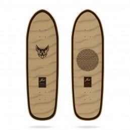 "Yow Kontiki 34"" High Performance Series surfskate deck"