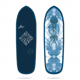 "Yow Mundaka 32"" Power Surfing Series surfskate deck"