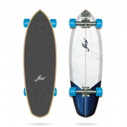 """Yow Rapa Nui 32"""" The First Surfskate"""